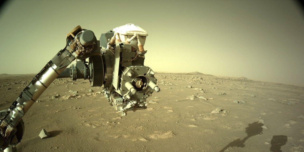 Le robot Perseverance dévoile de nouveaux enregistrements audios de Mars - lalibre.be
