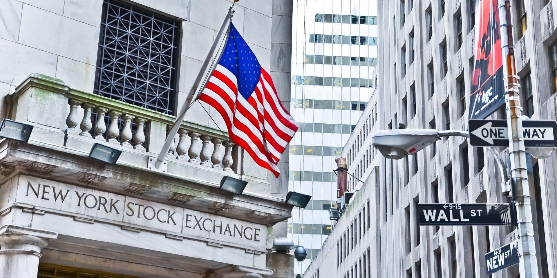 Wall Street était divisée entre signaux positifs et négatifs à l'ouverture