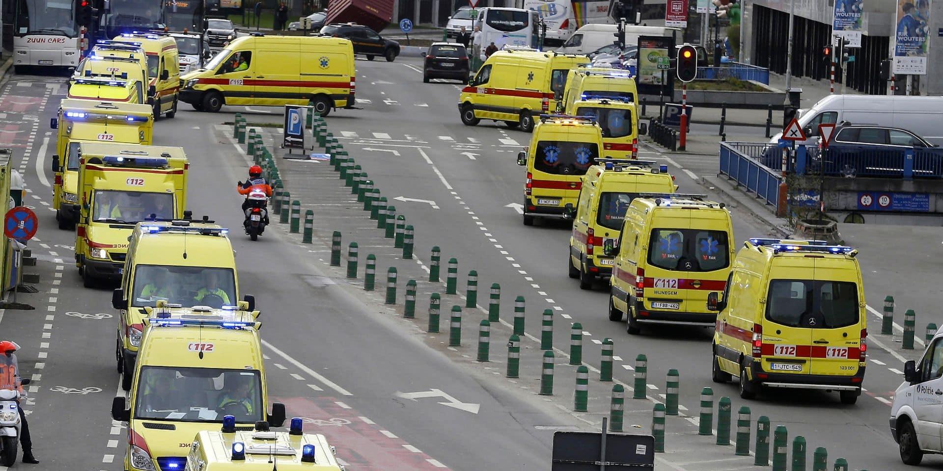 Des ambulanciers agressés au cours d'une intervention à Avelgem