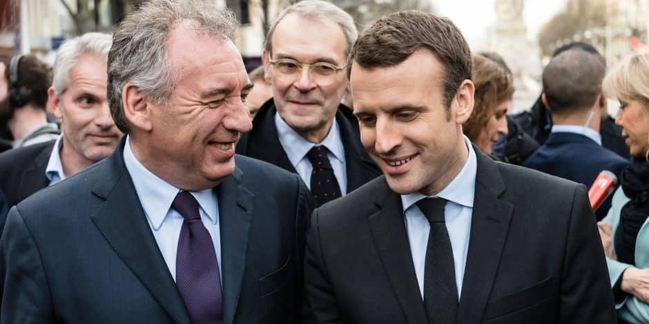 François Bayrou dénonce