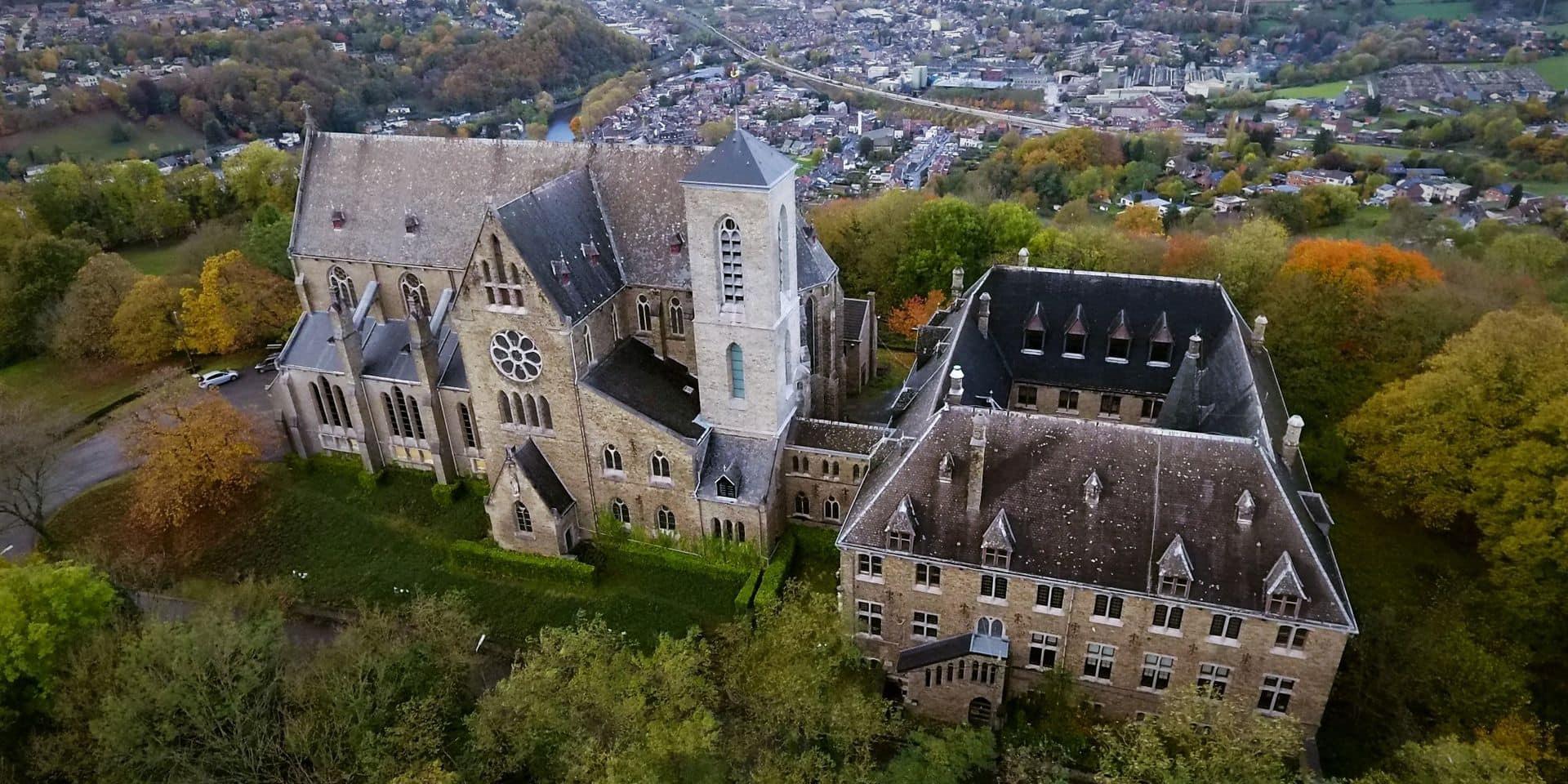 Le site de la basilique de Chèvremont est vendu