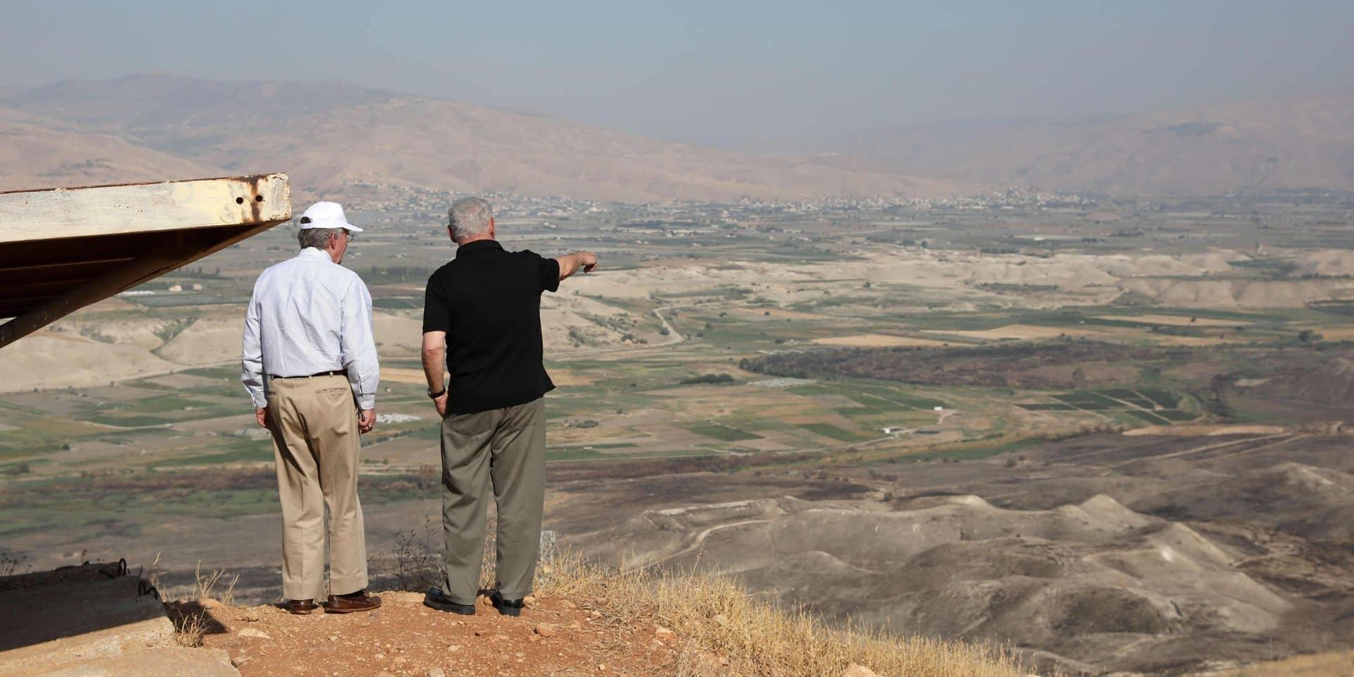 Le Premier ministre israélien Benjamin Netanyahu a promis mardi d'annexer la vallée du Jourdain, région stratégique de la Cisjordanie occupée, s'il est réélu aux législatives du 17 septembre.