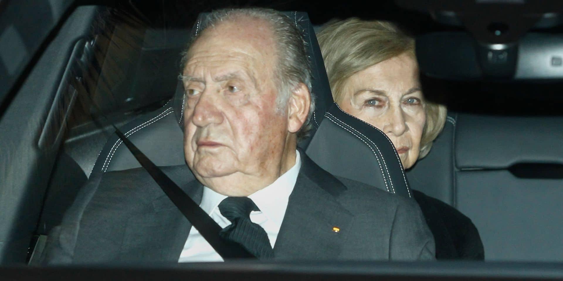 """""""Nous allons travailler pour créer une commission d'enquête sur les activités présumées corrompues de Juan Carlos"""""""