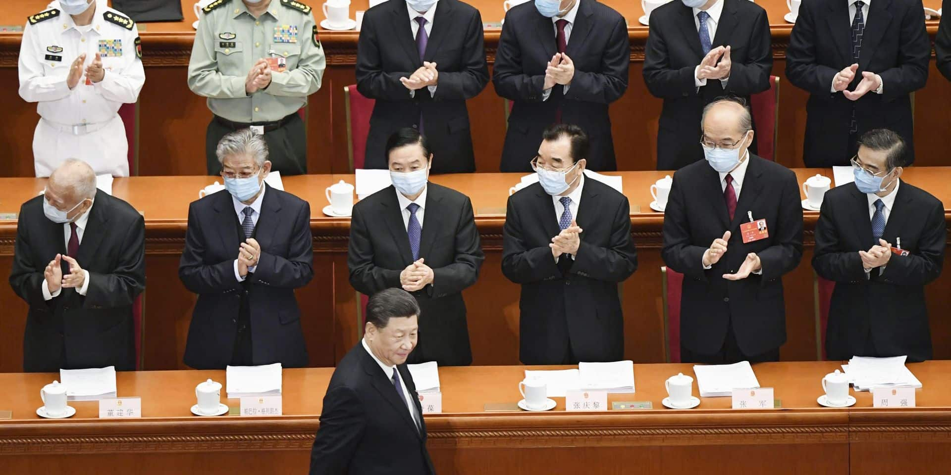 China's annual parliamentary session