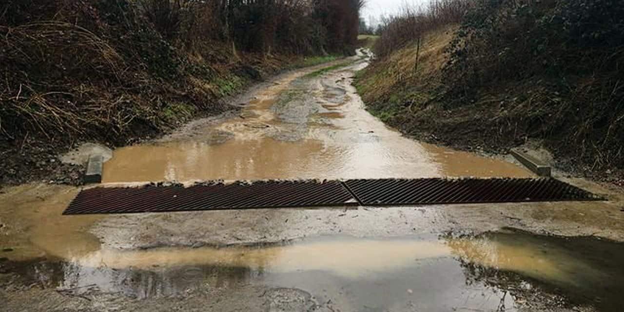 Pont-à-Celles veut en finir avec les coulées de boue