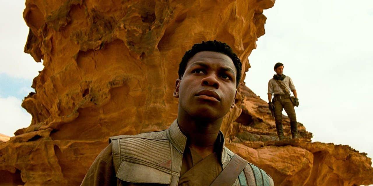 Le script de Star Wars : The Rise of Skywalker en vente sur eBay appartenait à John Boyega !
