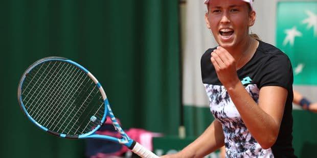 Roland-Garros: Bemelmans battu 2-3 alors qu'il menait 2-0, Elise Mertens qualifiée pour le 3e tour - La Libre