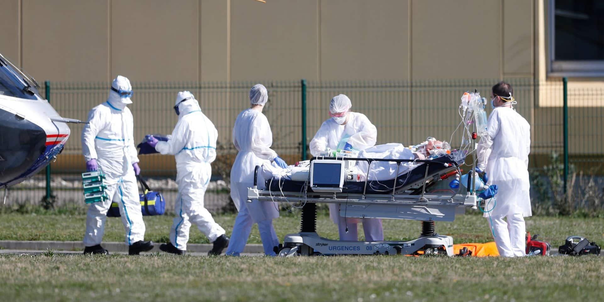 """Deux médecins français décèdent du coronavirus: """"Il avait contracté le virus auprès de l'une de ses patientes"""""""