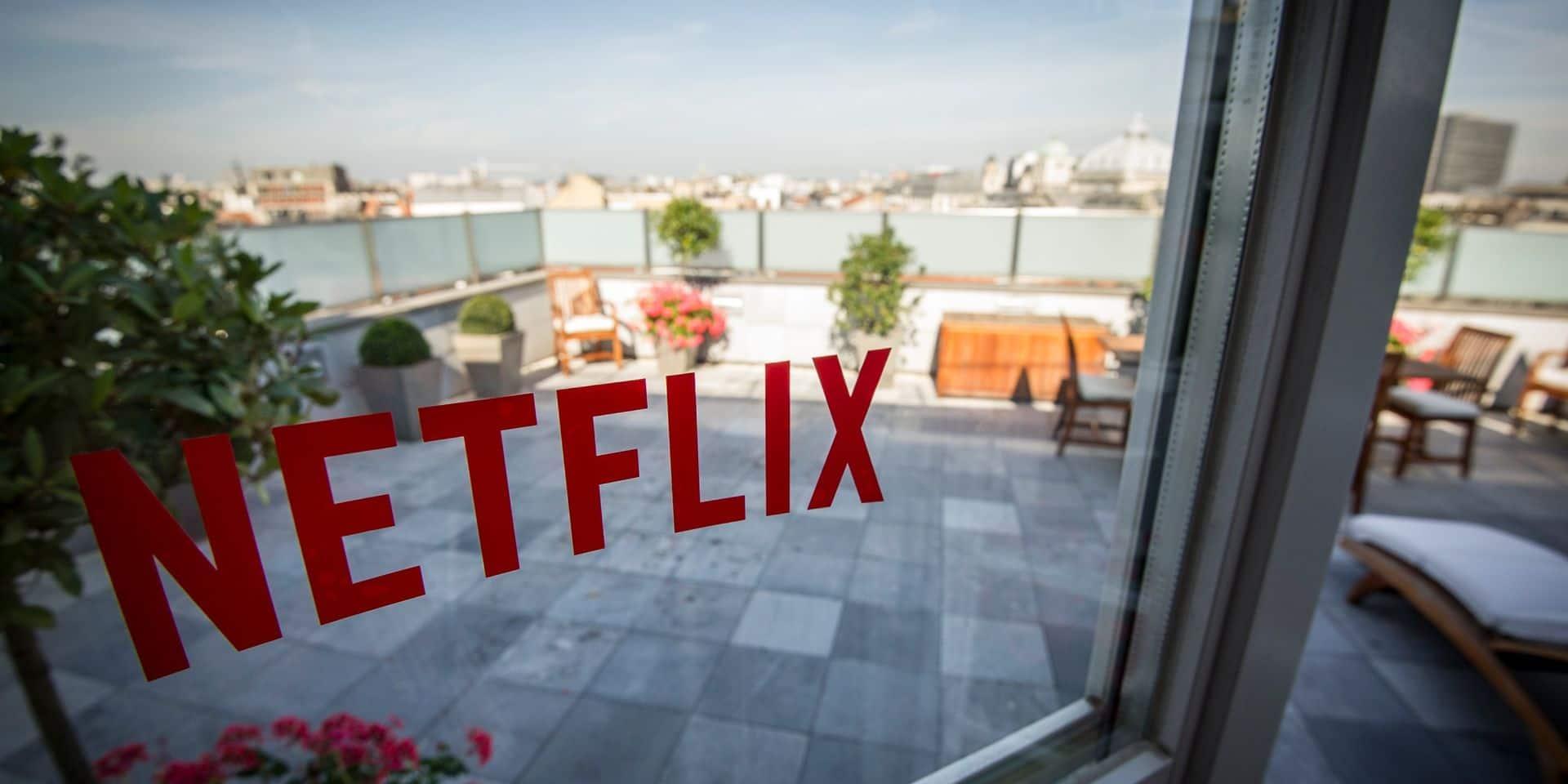 Netflix accumule moins de nouveaux abonnés que prévu et chute en Bourse