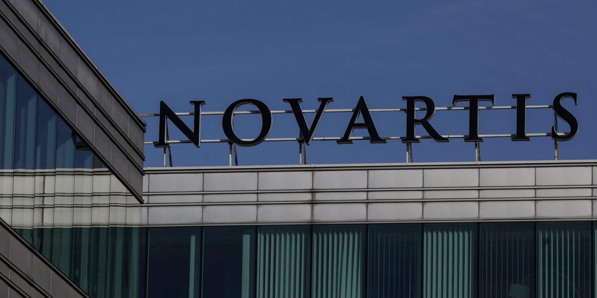 Covid-19: Novartis s'allie à Molecular Partners pour développer des traitements