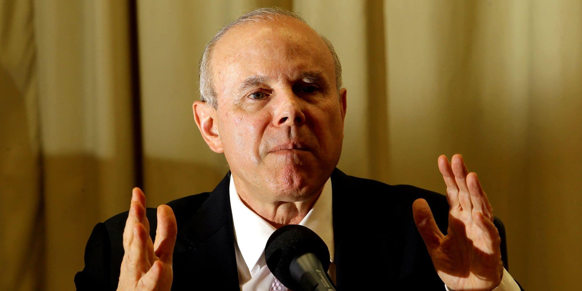 Le grand favori pour l'élection présidentielle au Brésil est inculpé pour corruption
