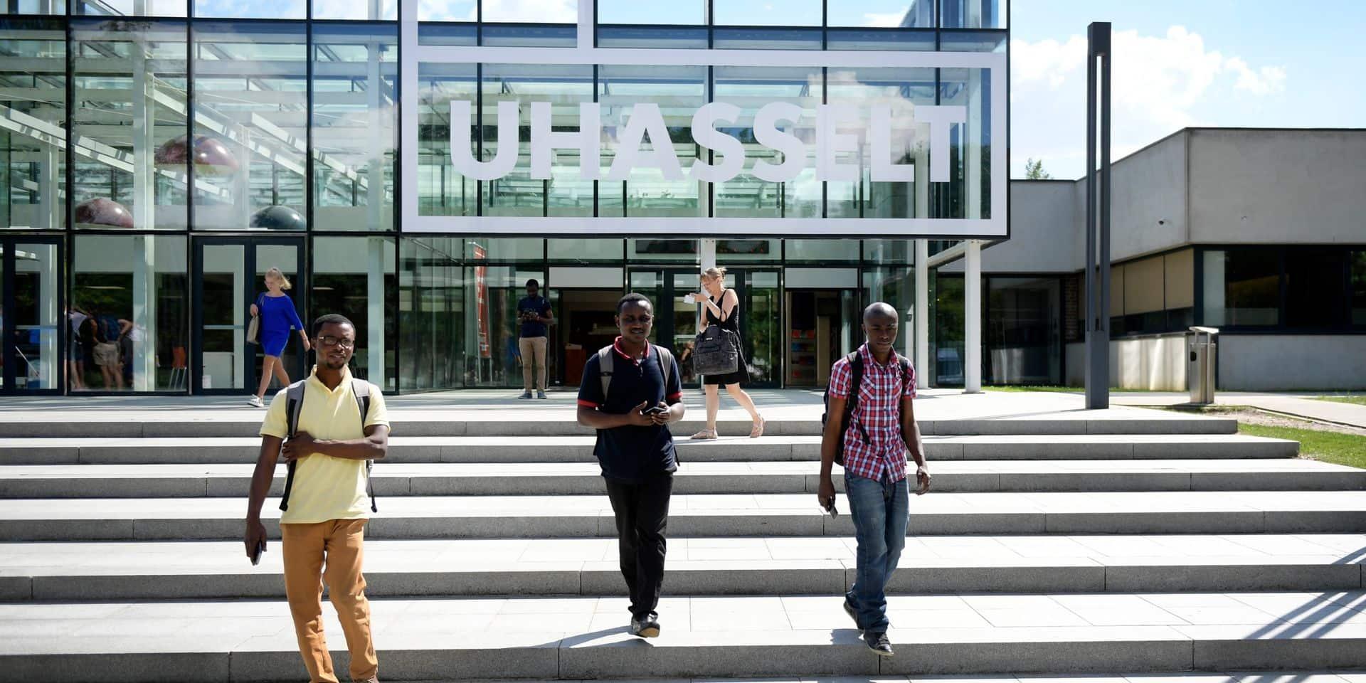 L'Université d'Hasselt se choisit un nouveau recteur