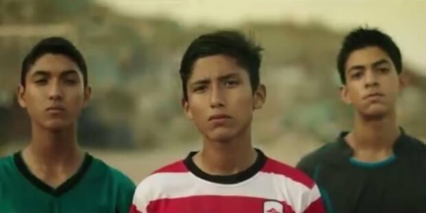 Découvrez la magnifique vidéo du Pérou à la France - La Libre
