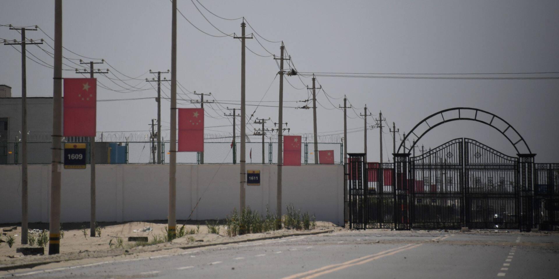 La répression pénale s'est intensifiée au Xinjiang, selon HRW
