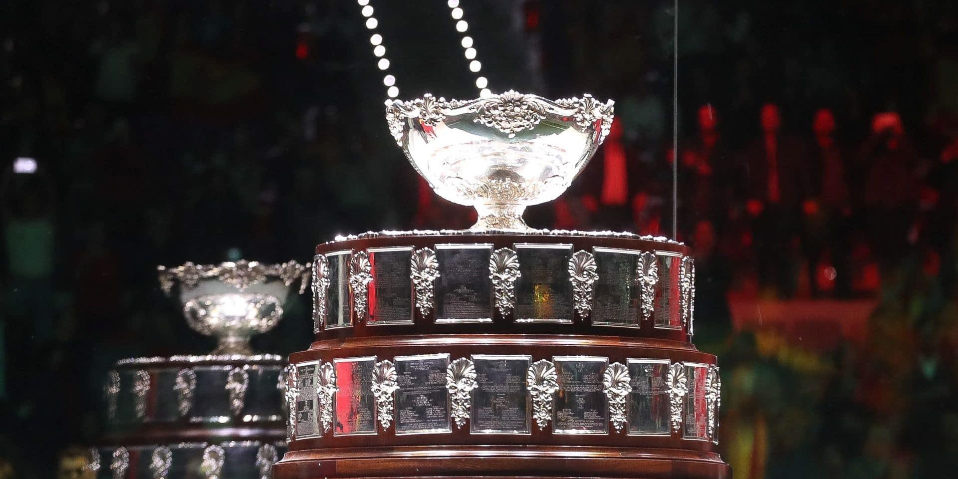 Coupe Davis: la phase finale étendue à 11 jours dans plusieurs villes