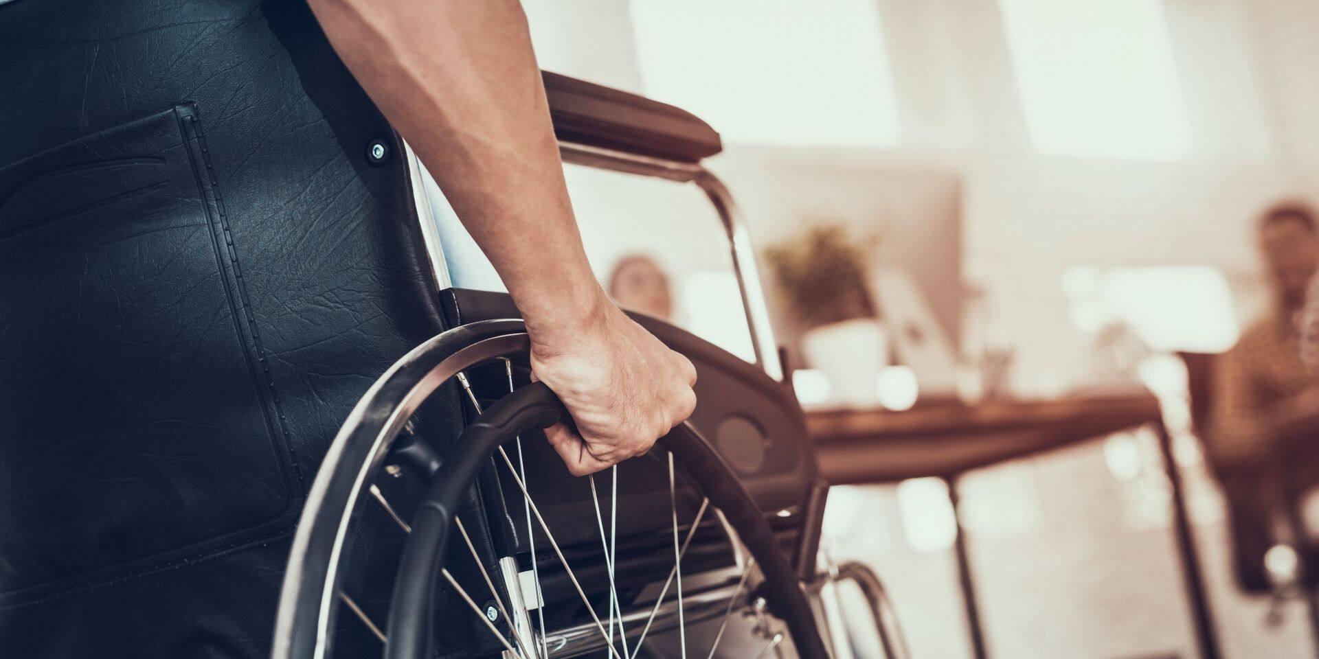 Le nombre d'inactifs invalides en Belgique surpasse de loin la moyenne européenne