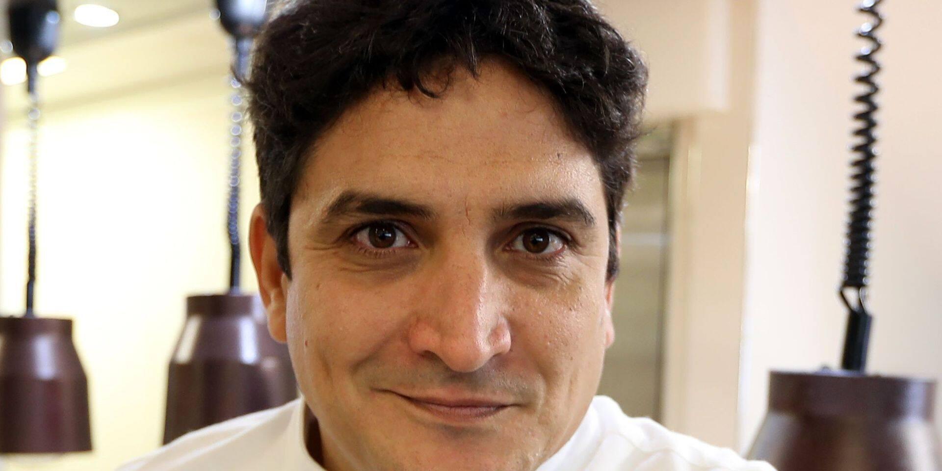"""Le chef du """"meilleur restaurant du monde"""" fait un pari lunaire"""
