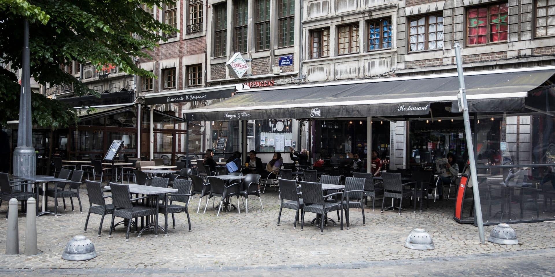 Ouverture des terrasses à Liège : les bourgmestres pourront-ils aller à l'encontre des mesures du Codeco ?