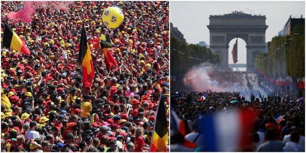 #AdopteUnBelge, #AdopteUnFrancais: un blogueur lance un appel pour la paix belgo-française - La Libre