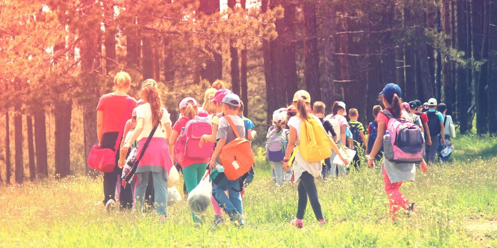 Flandre: les excursions d'un jour autorisées pour les élèves dès le 15 mars