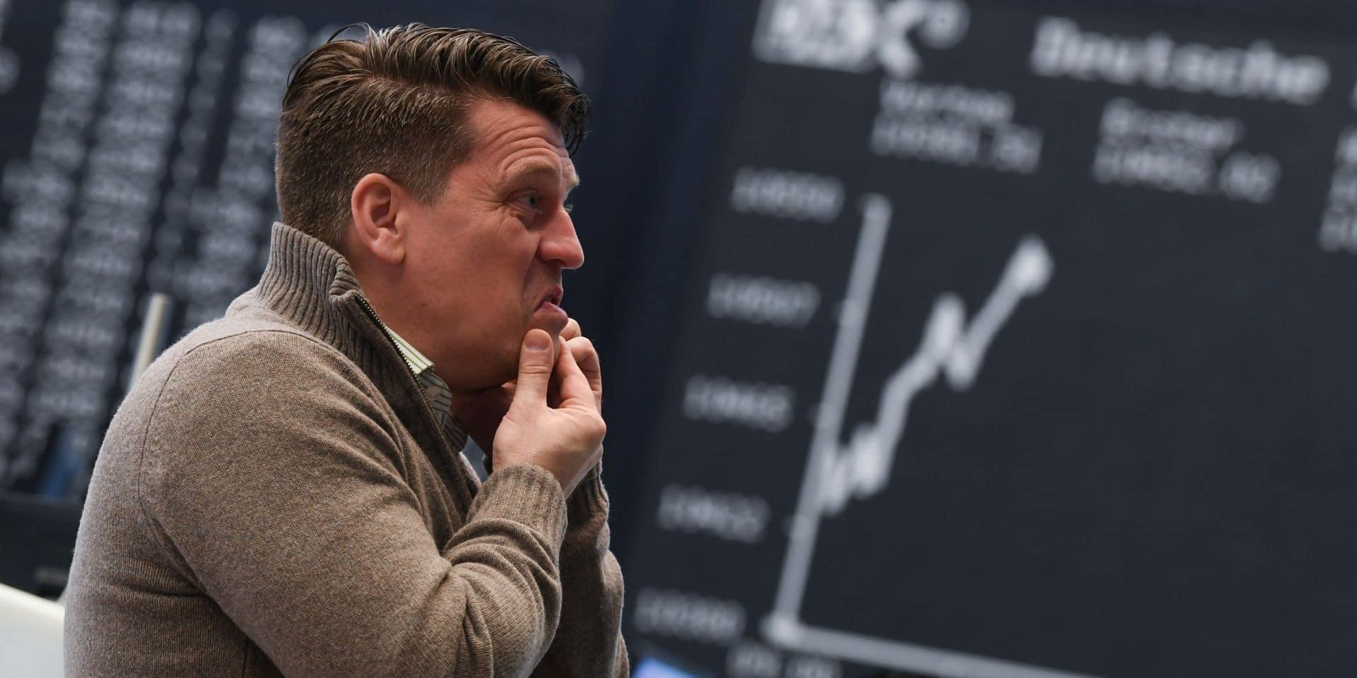 """L'œil du marché : """"Une flambée du pétrole quand on flirte avec la récession, ce n'est pas idéal"""""""