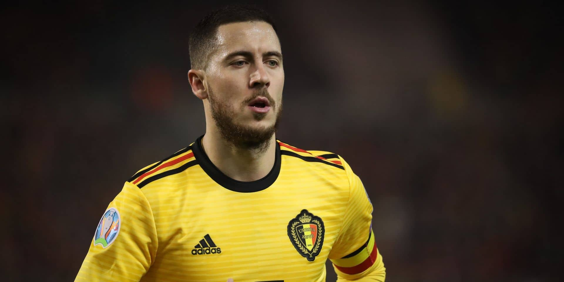 """Eden Hazard: """"J'aurais manqué de rythme à l'Euro mais j'aurais été prêt, la qualité ne se perd pas"""""""