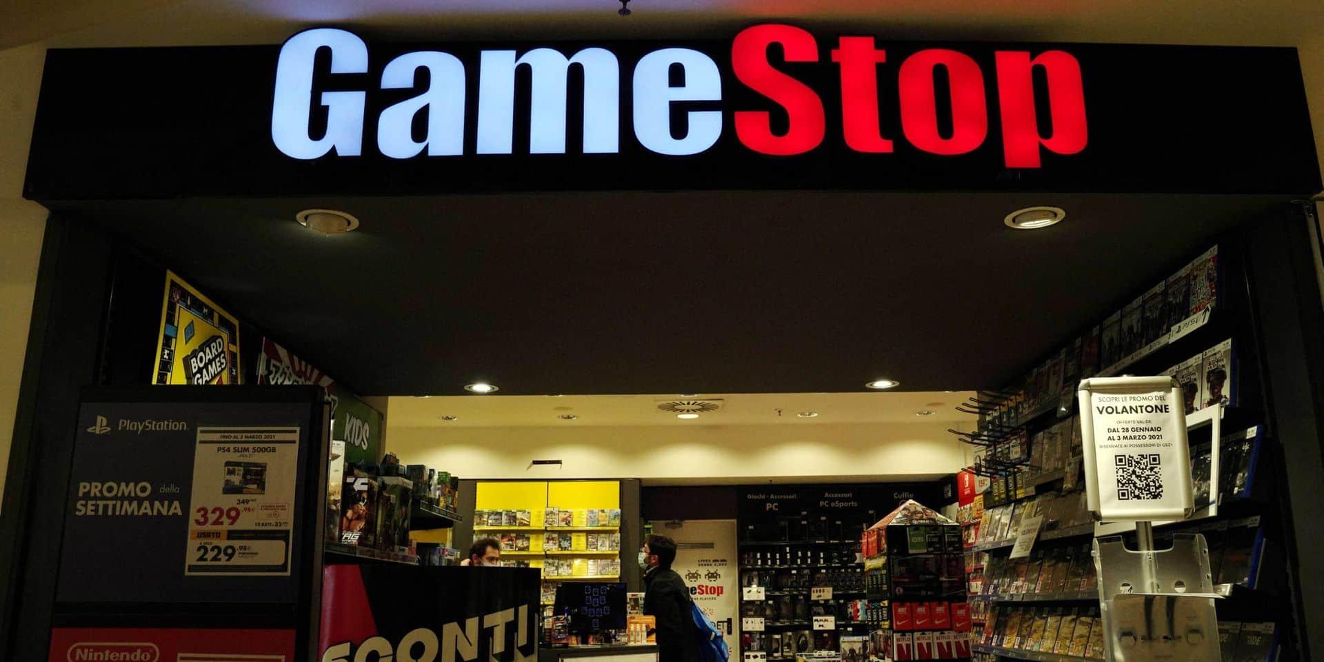 Edito: fin de partie pour GameStop?