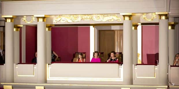 Reine Elisabeth: le concours de chant marqué du sceau de la rapidité - La Libre