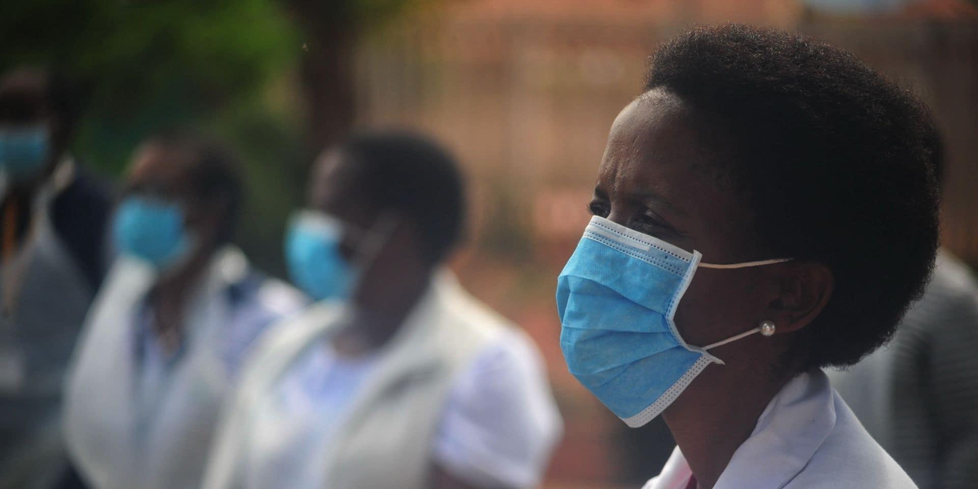 """L'Afrique est à un """"moment charnière"""" de sa lutte contre le coronavirus, selon l'OMS"""