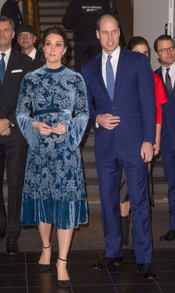 Fashion faux pas pour la Duchesse