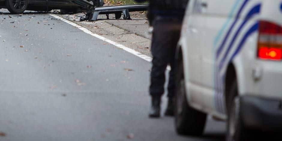 Une personne perd la vie dans un accident à Grez-Doiceau