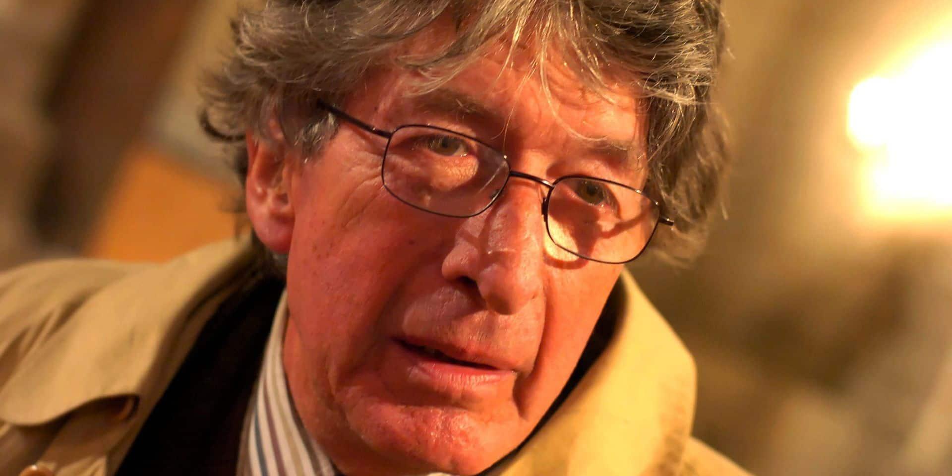 Frédéric Devreese a rejoint son ami Delvaux