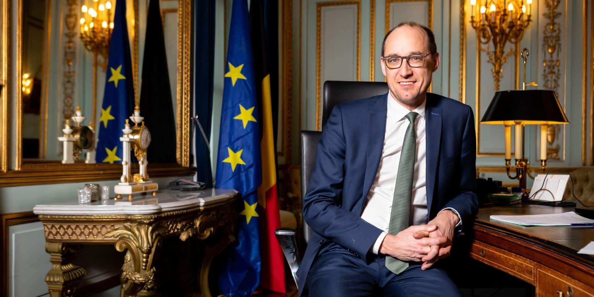 """Le GEMS n'est pas """"seulement la voix de Marc Van Ranst"""", critique Vincent Van Peteghem"""