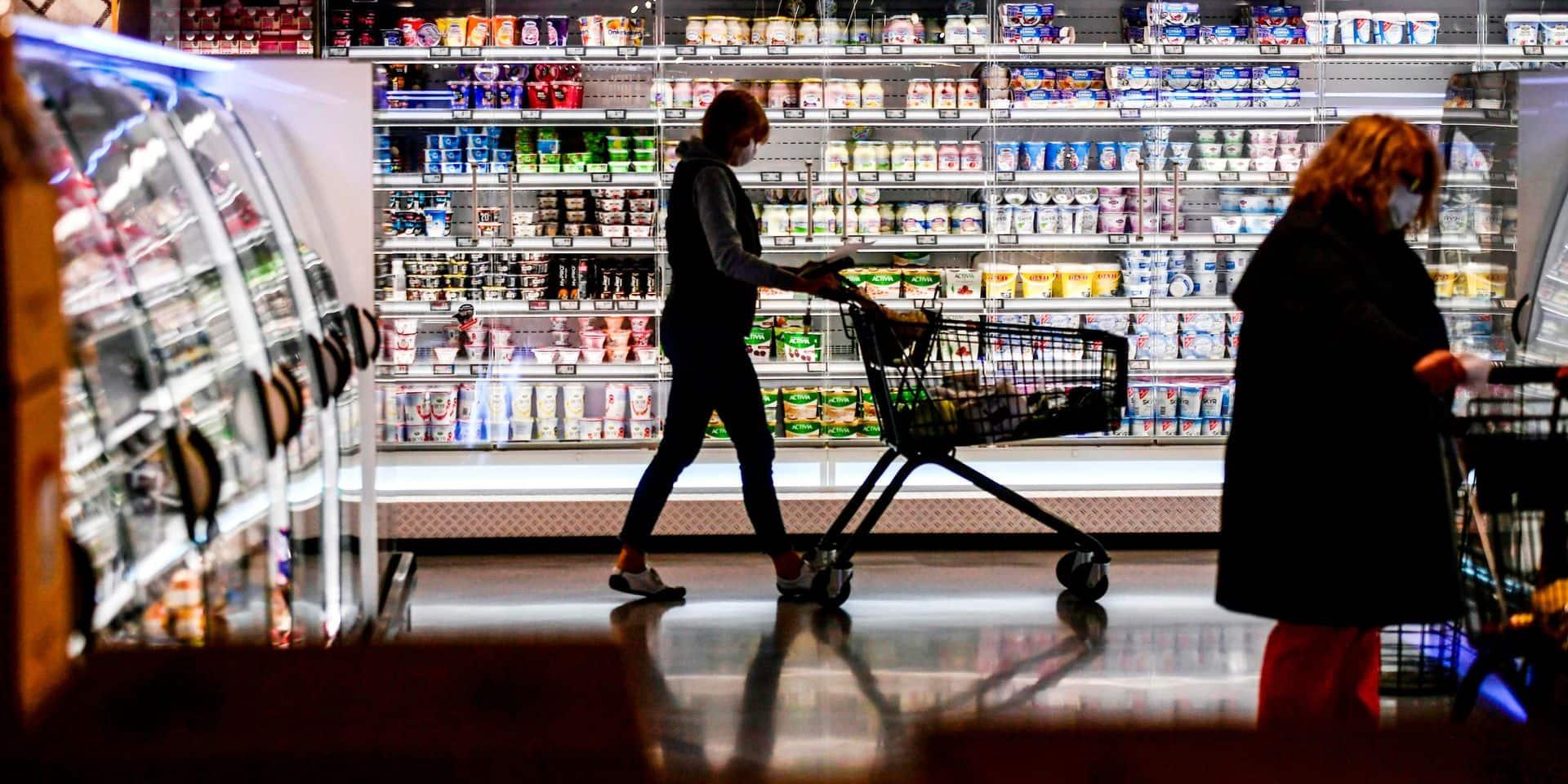 Supermarchés : quels produits sont les gagnants et les perdants de la crise corona ?