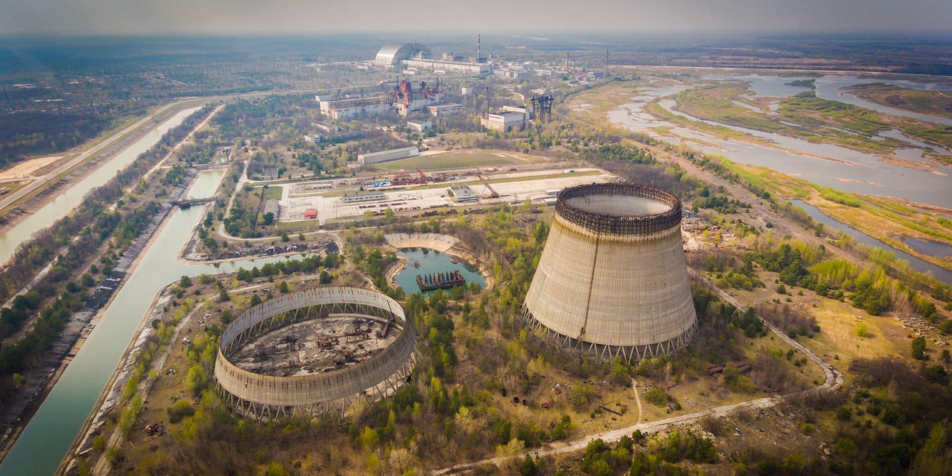 """""""Une source de préoccupation"""": pourquoi les regards se tournent à nouveau vers Tchernobyl"""