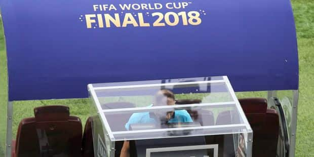Mondial 2018: la vidéo a conduit les arbitres à prendre 20 décisions pendant la Coupe du monde - La Libre