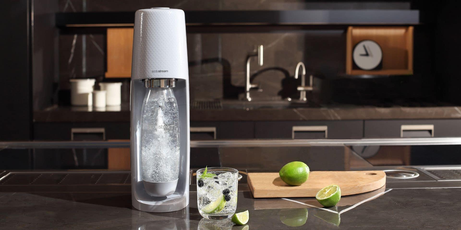 Concours : remportez une SodaStream - Édition Décor