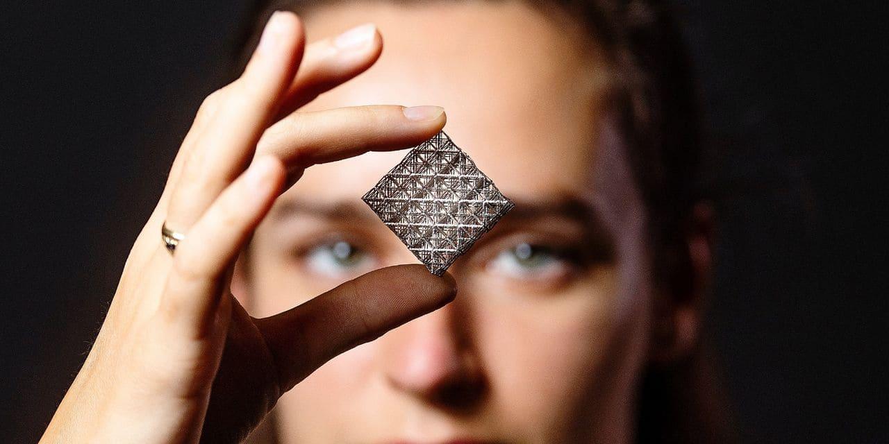 """""""Jeunes, chercheurs et prometteurs"""" : Le jour où Charlotte a flashé pour l'impression 3D"""