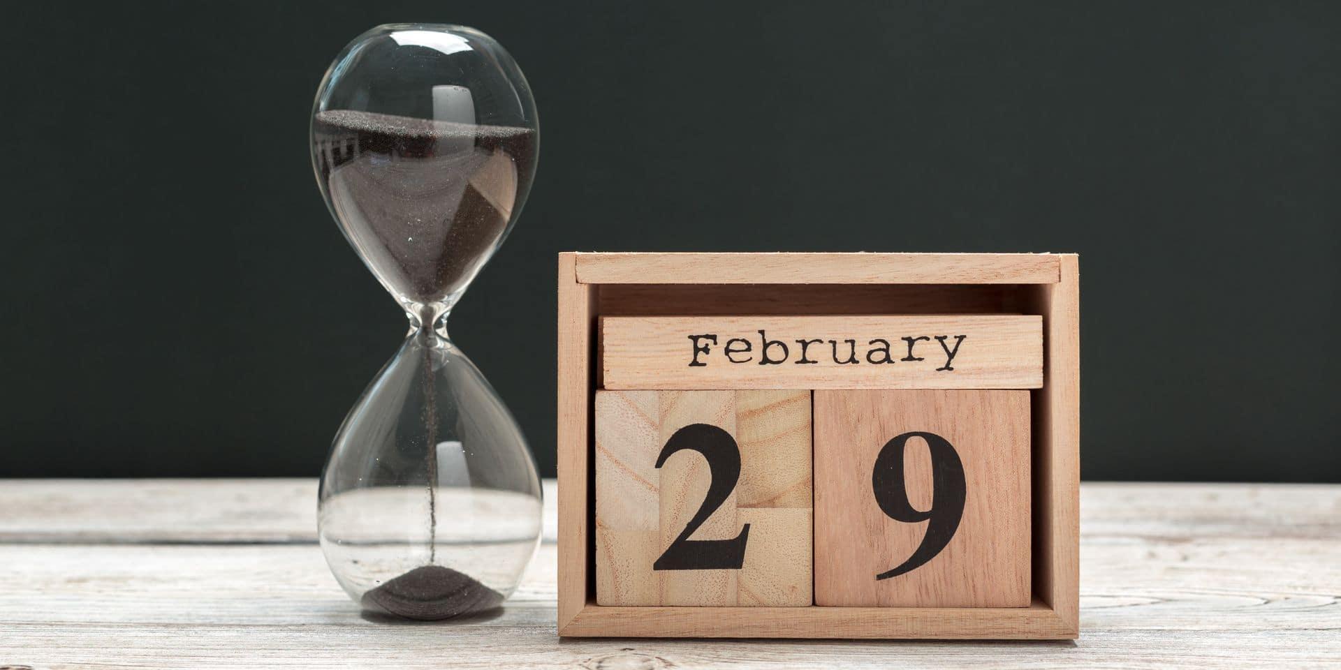 Le 29 février, un jour de plus pour enrayer la dérive des saisons