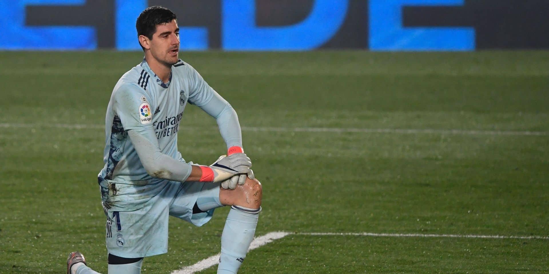 Le Real Madrid n'y arrive pas: Courtois and co, battus 2-0 au Shakhtar, reculent à la 3e place du groupe
