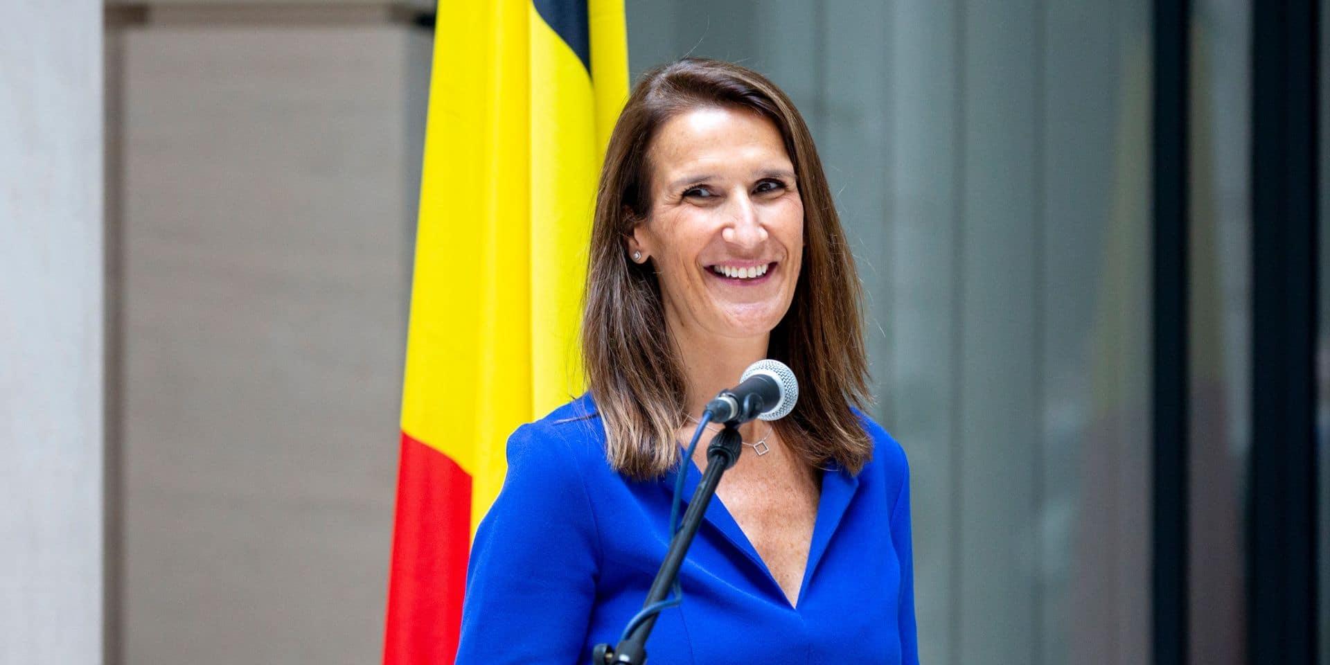 Sophie Wilmès parmi les 100 femmes les plus influentes du monde
