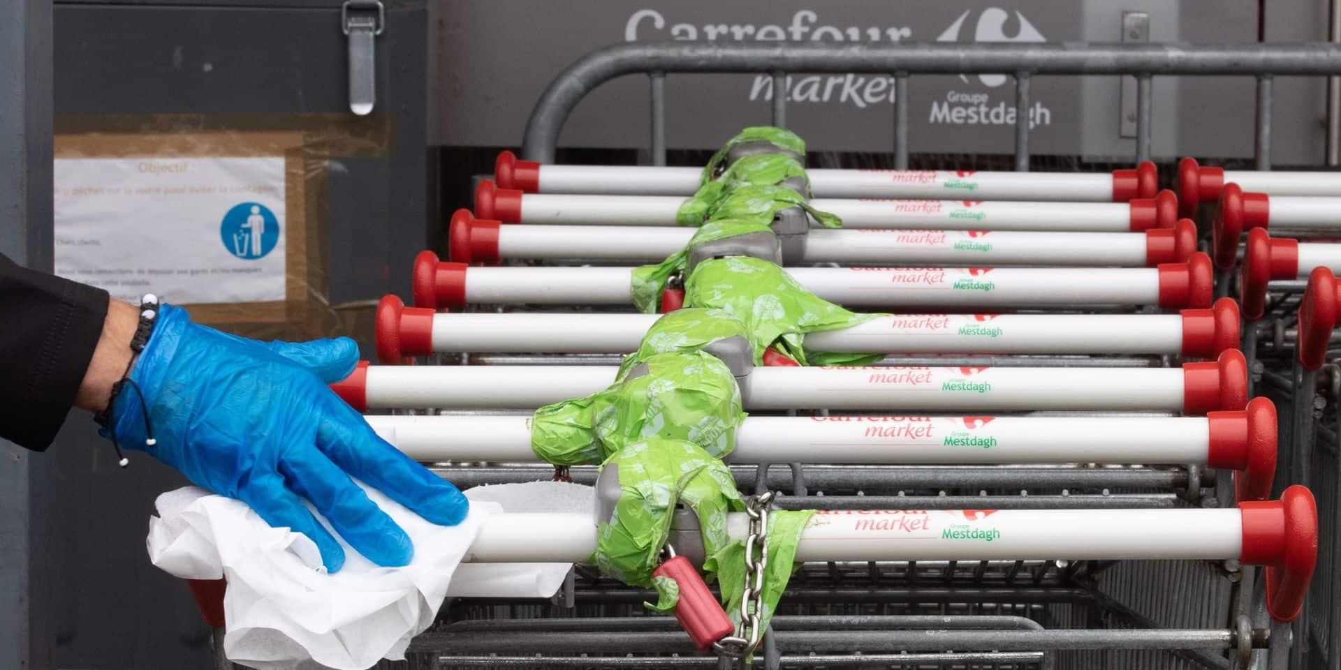 """Tensions sociales chez Carrefour: """"Le personnel est fatigué et en colère"""""""
