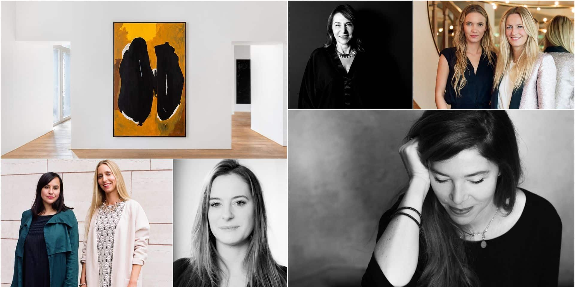 Ces femmes qui font bouger l'art et le design en Belgique