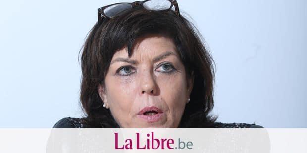 Joëlle Milquet: «Mon premier vote, c'était pour Philippe Maystadt»