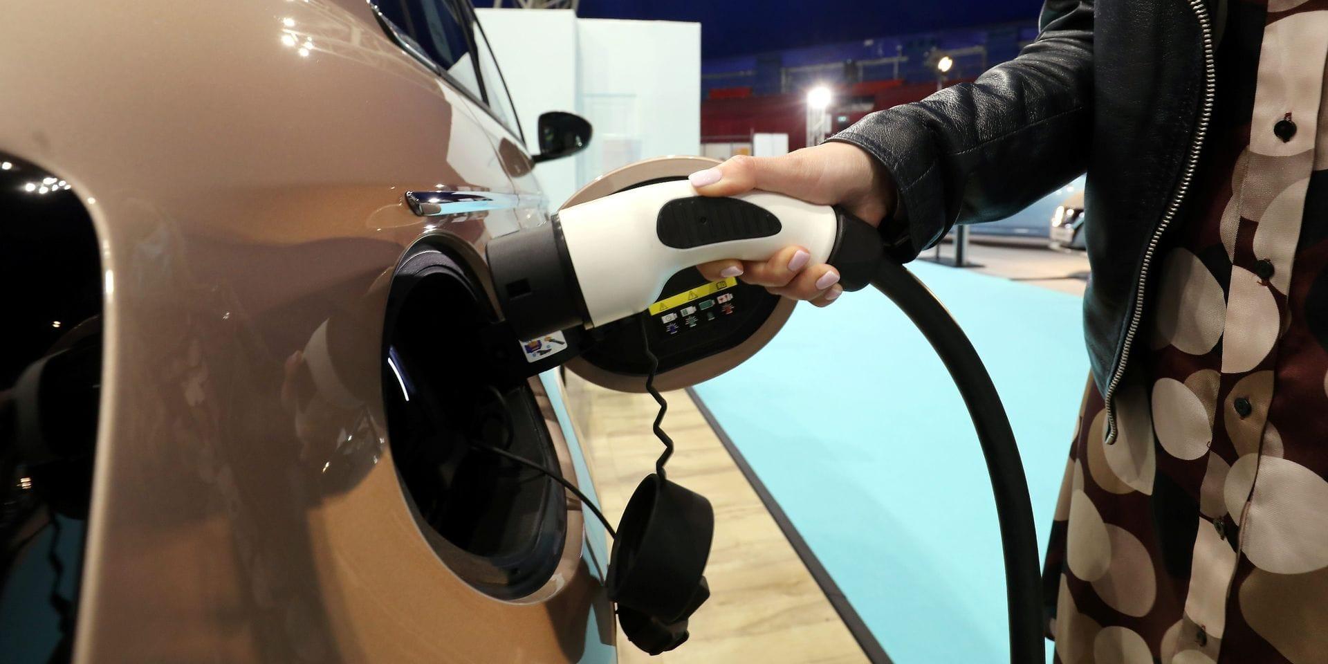 Les véhicules électriques pourraient représenter 100 % des ventes dans l'UE en 2035