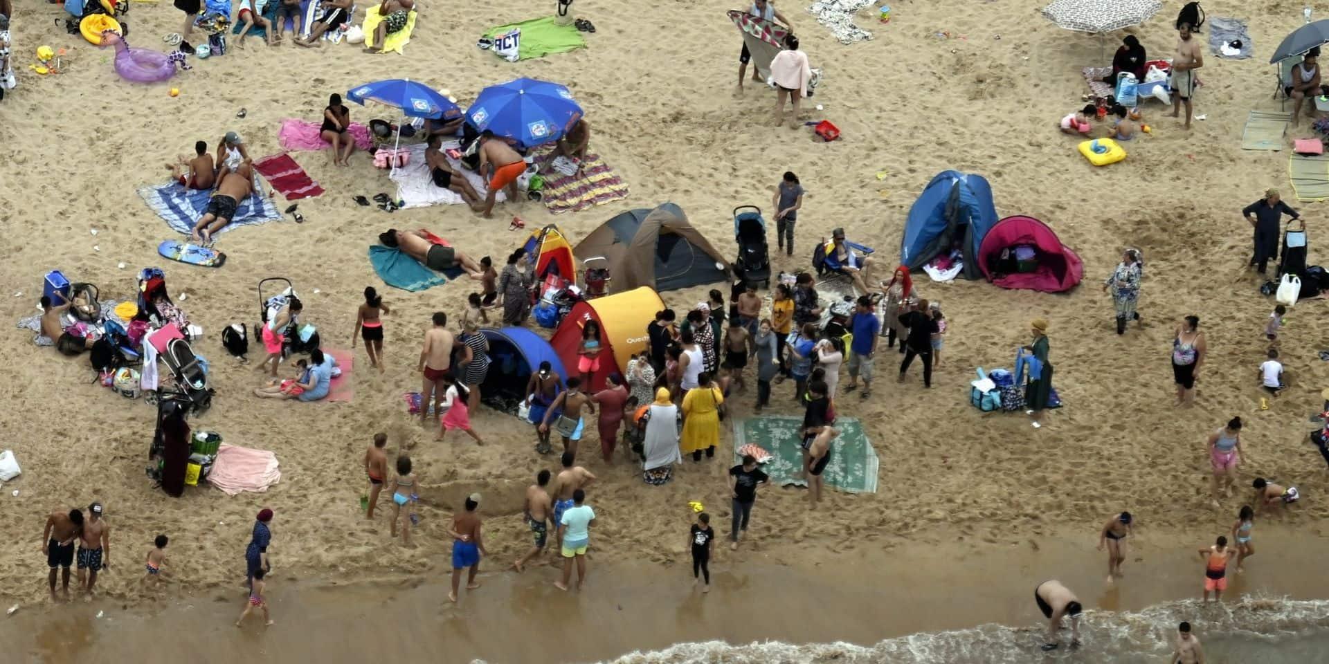 L'alcool fort sera désormais interdit sur les plages publiques de la Côte belge