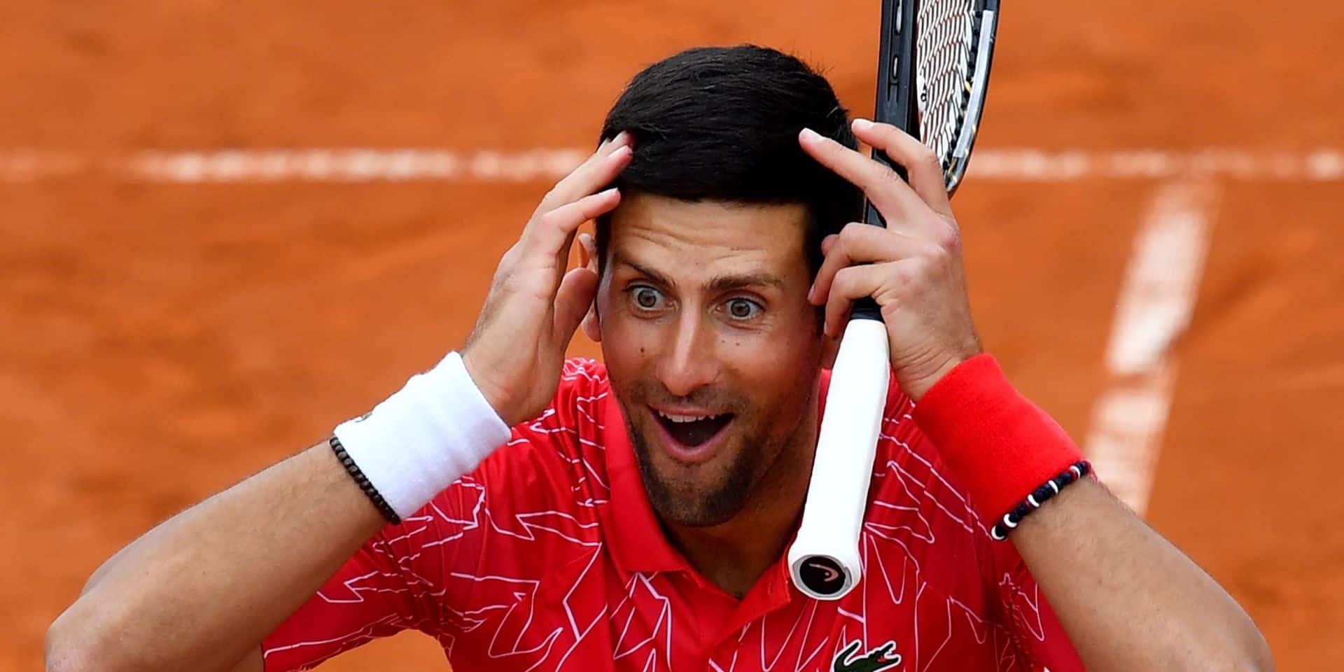 "Novak Djokovic: ""Si j'ai la chance de pouvoir organiser un nouvel Adria Tour, je le ferai"""