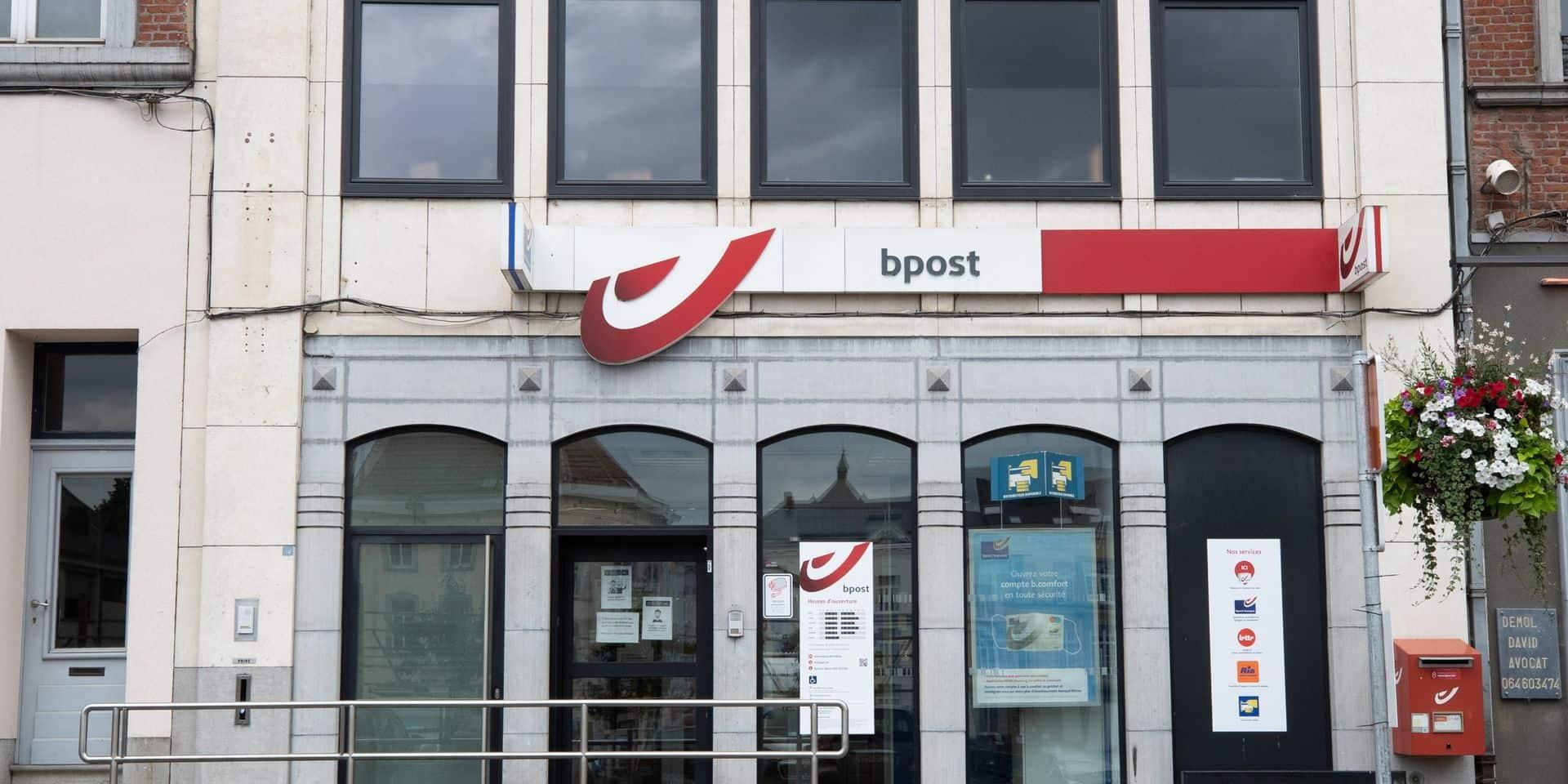 Le numéro deux de Bpost démissionne