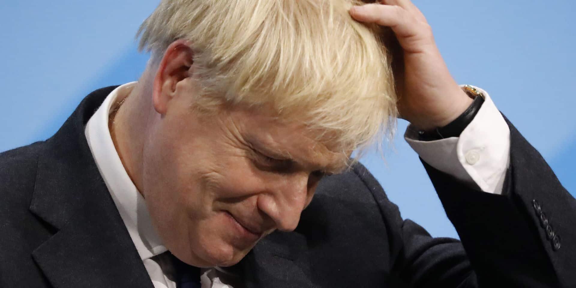 Comment Boris Johnson a réussi à conquérir le coeur des membres de son parti