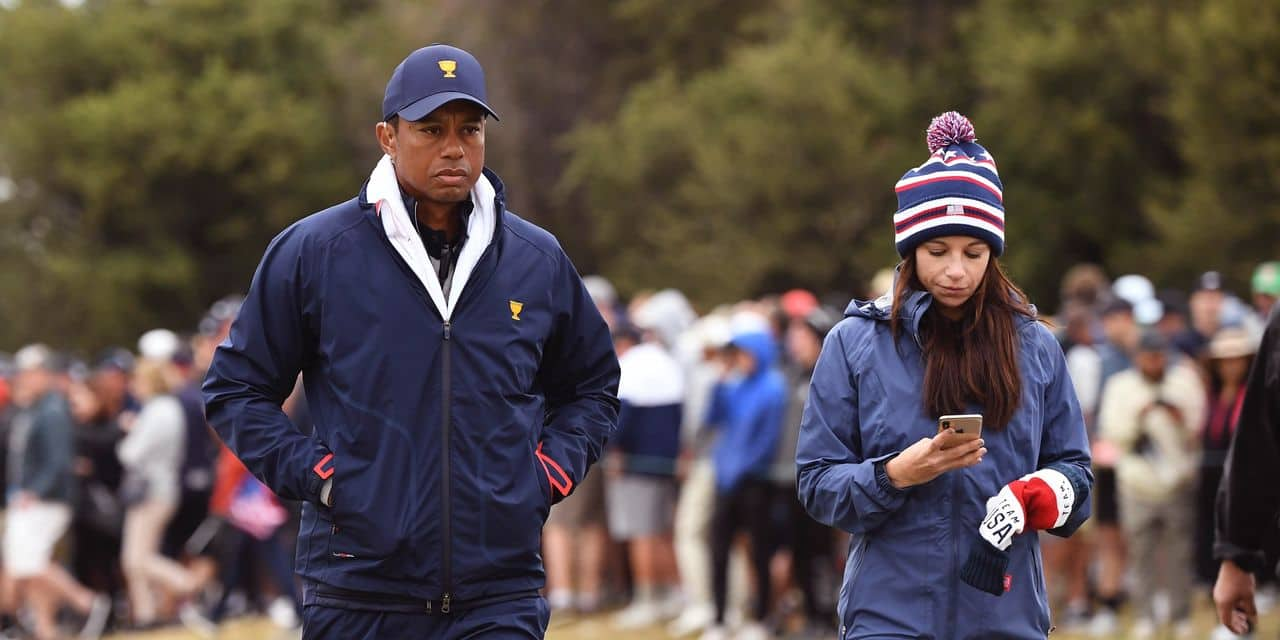 Presidents Cup : Tiger vise la remontada